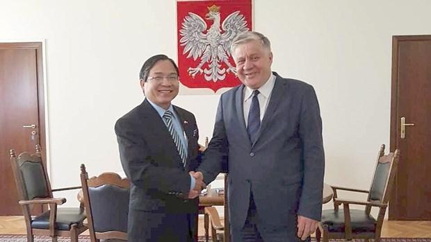 Promouvoir la cooperation agricole entre le Vietnam et la Pologne hinh anh 1