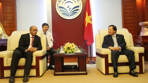Consolider l'amitie speciale Vietnam - Cuba hinh anh 2