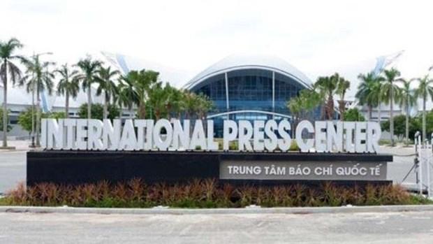 Le Centre de presse a Da Nang est pret pour la Semaine de l'APEC-2017 hinh anh 1