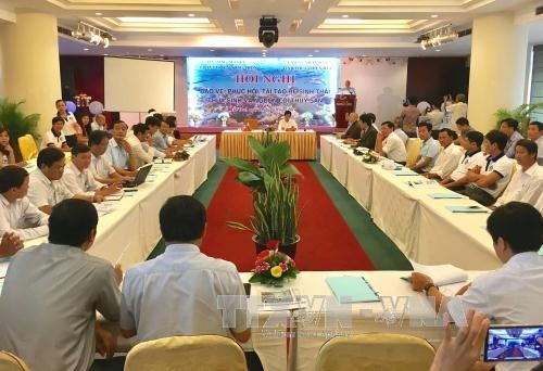 Centre: conference sur la restauration ecologique du milieu marin cotier hinh anh 1