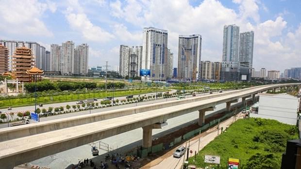 HCM-Ville : Appel a l'investissement pour les cinq lignes de metro hinh anh 1
