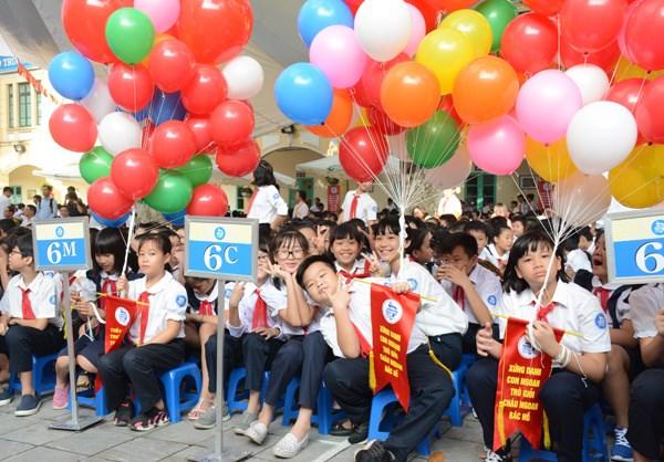 Vietnam: rentree scolaire pour pres de 20 millions d'eleves et etudiants hinh anh 1