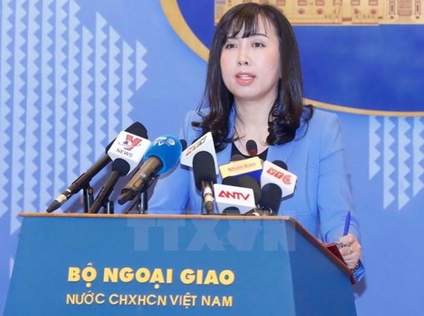 Le Vietnam appelle a la denuclearisation en peninsule coreenne hinh anh 1