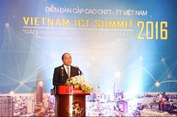 Sommet des technologies de l'information et de la communication hinh anh 1