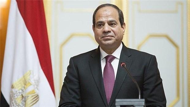 La visite du president egyptien au Vietnam creera un elan pour les relations bilaterales hinh anh 1
