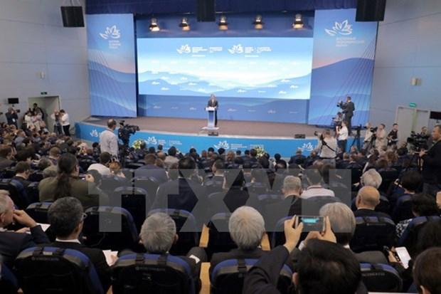 Le Vietnam au troisieme Forum economique oriental de Vladivostok hinh anh 1