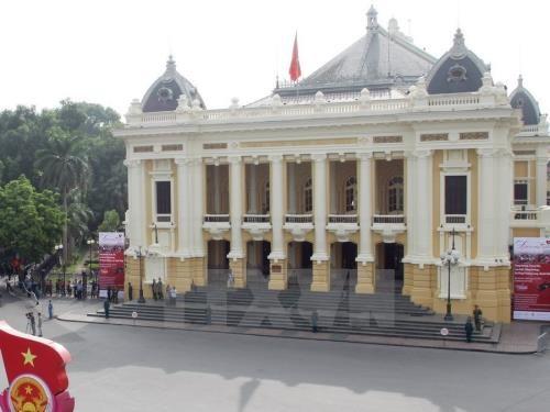 L'Opera de Hanoi est officiellement ouvert aux visiteurs hinh anh 1