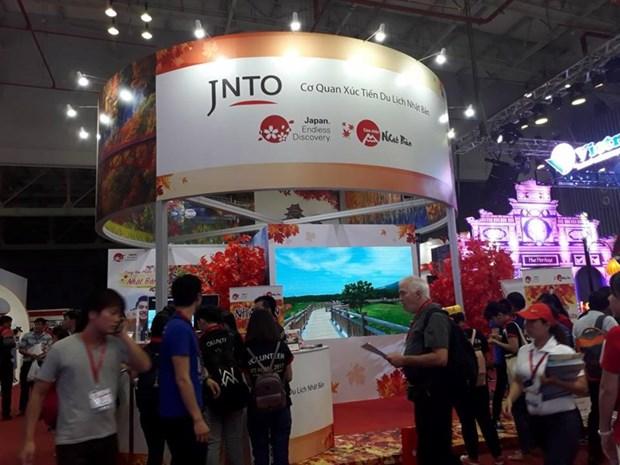 Ouverture de la Foire internationale du tourisme de Ho Chi Minh-Ville hinh anh 1