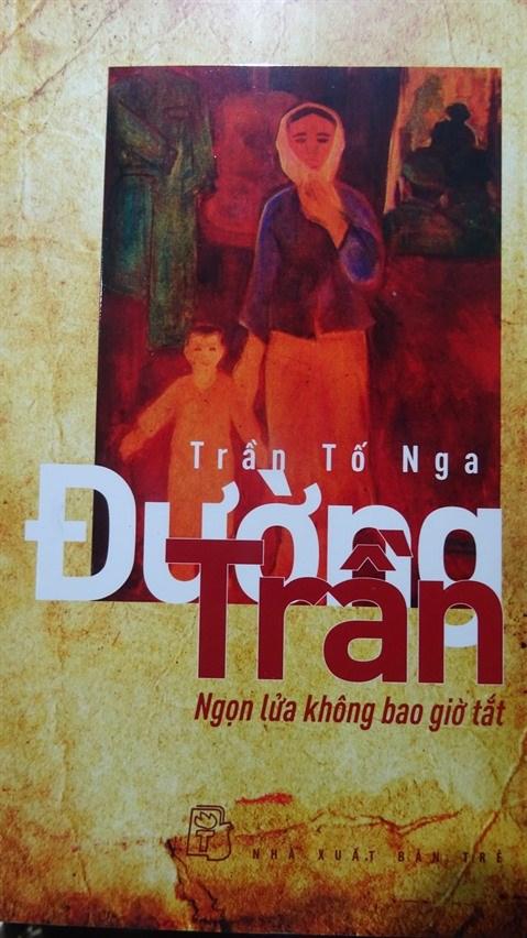 Sortie de l'autobiographie de Tran To Nga, une victime de l'agent orange/dioxine hinh anh 1