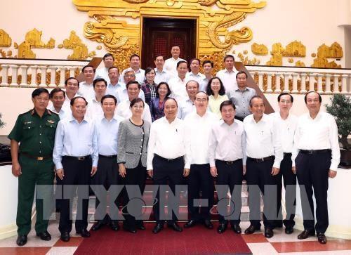 Nguyen Xuan Phuc: une politique speciale pour Ho Chi Minh-Ville hinh anh 1