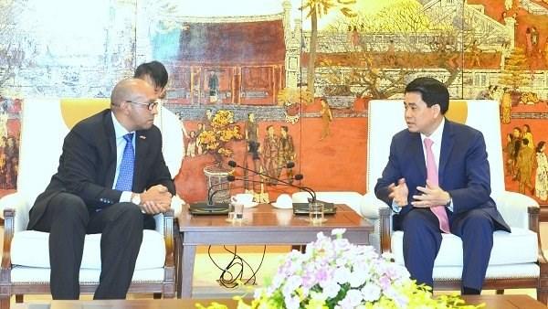 Favoriser la cooperation entre Hanoi et les localites cubaines hinh anh 1