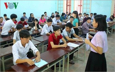 Les droits de l'homme entrent dans le cursus scolaire hinh anh 1