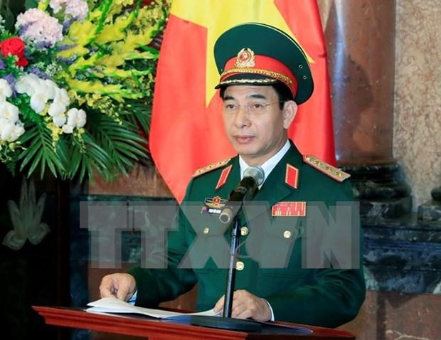 Le chef d'etat-major general de l'Armee populaire du Vietnam en visite a Cuba hinh anh 1