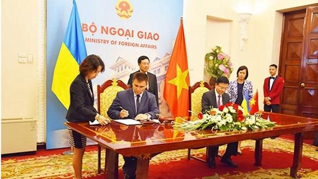 Vietnam - Ukraine : intensification de la cooperation dans la Justice hinh anh 1