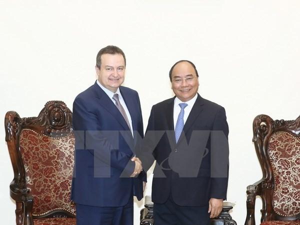 Le Vietnam developpe ses liens traditionnels avec la Serbie hinh anh 1