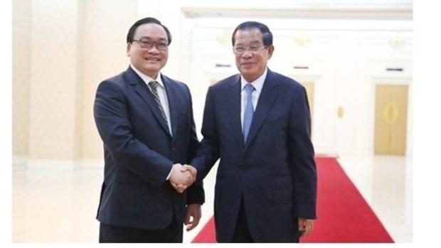 Hanoi et Phnom Penh renforcent la cooperation bilaterale hinh anh 1