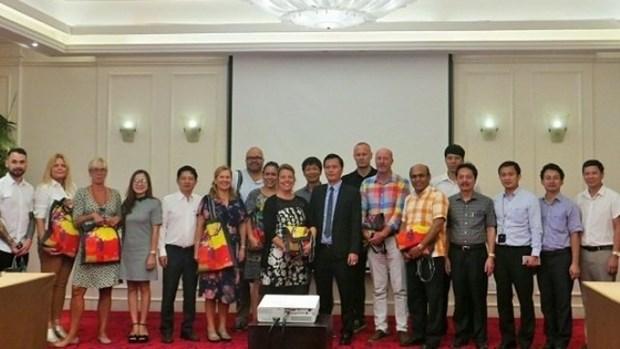 Hanoi recherche une cooperation touristique plus etroite avec la Suede hinh anh 1