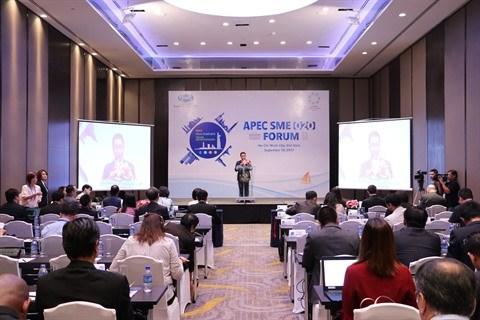 L'APEC cherche a ameliorer la competitivite des startups hinh anh 1
