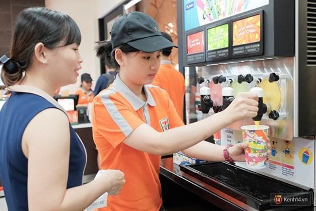 L'enseigne japonaise 7-Eleven recrute des stagiaires vietnamiens hinh anh 1