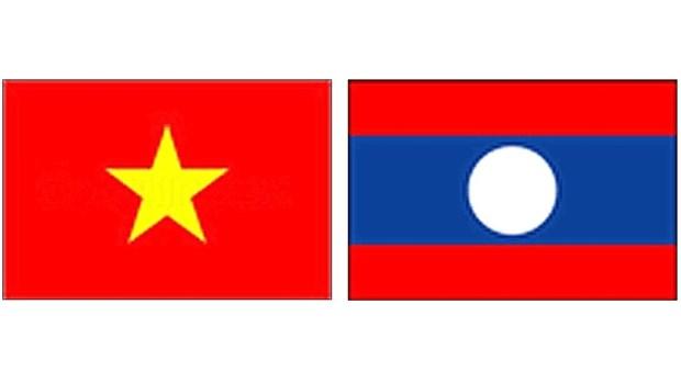 Echange d'amitie Vietnam - Laos en Allemagne hinh anh 1