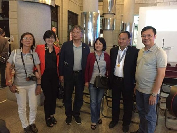 Un architecte vietnamien recoit un premier Prix international hinh anh 1