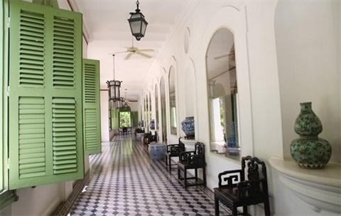 Ho Chi Minh-Ville : Ouverture de la Residence de France au public hinh anh 1