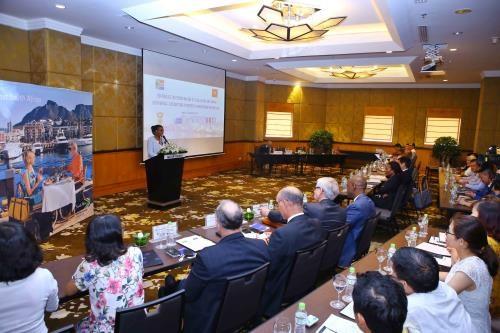Vietnam et Afrique du Sud promeuvent les relations dans le commerce et l'investissement hinh anh 1