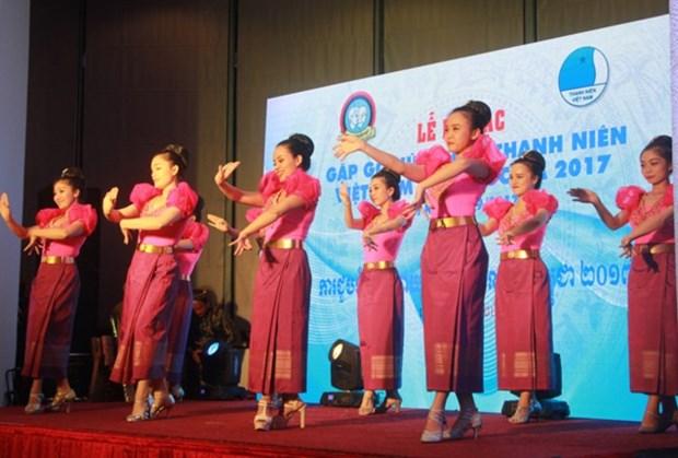 Cloture de la rencontre d'amitie entre les jeunes Vietnam – Cambodge hinh anh 1