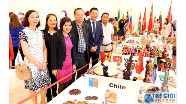 Le Vietnam au Festival des ambassades accreditees en Roumanie hinh anh 1