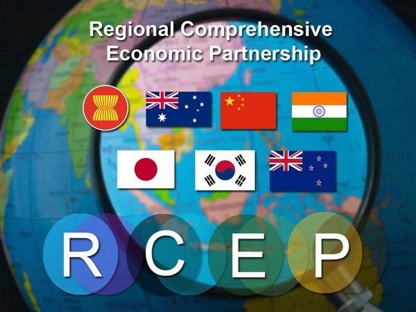 Les ministres d'Asie-Pacifique conviennent d'accelerer la negociation du RCEP hinh anh 1
