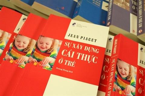 Livre : La construction du reel chez l'enfant de Jean Piaget en vietnamien hinh anh 1