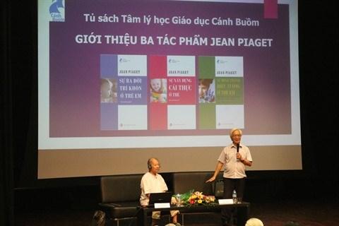 Livre : La construction du reel chez l'enfant de Jean Piaget en vietnamien hinh anh 2
