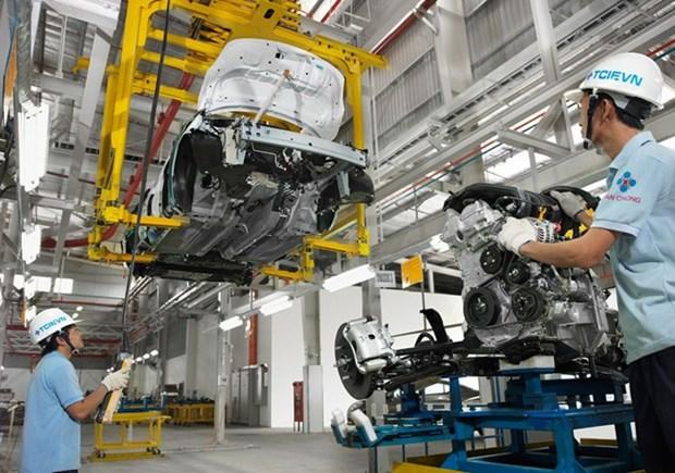 Vehicules: plus de 4 milliards de dollars d'exportation depuis janvier hinh anh 1