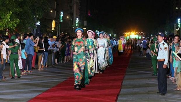 Circuit touristique de marche gratuit pour les visiteurs internationaux hinh anh 1
