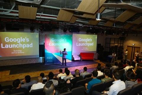 Programme de soutien de Google aux startups innovantes hinh anh 1