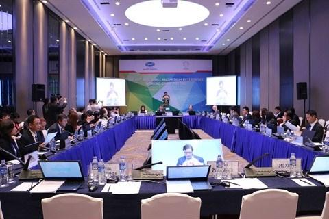APEC 2017 : les PME sont appelees a progresser dans la bonne direction hinh anh 2