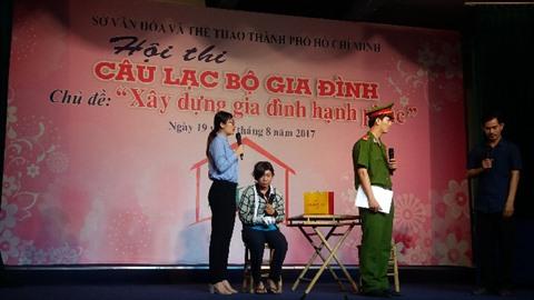 Cloture du concours du club familial 2017 a Ho Chi Minh-Ville hinh anh 1