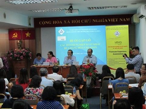 Connecter les entreprises vietnamiennes aux detaillants internationaux hinh anh 1