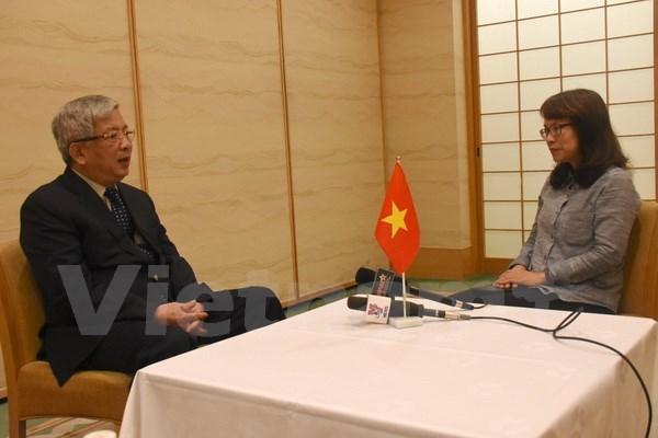 Les liens Japon-ASEAN poussent le partenariat entre le Vietnam et le Japon hinh anh 1