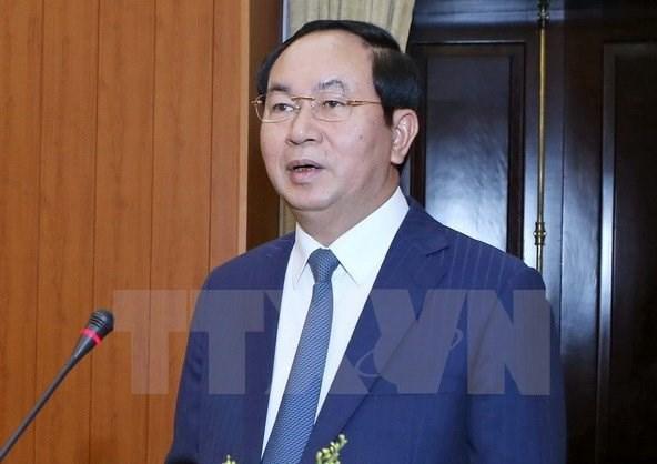 L'APEC 2017 est une priorite diplomatique du Vietnam hinh anh 1