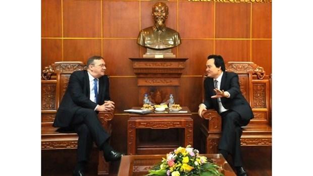Vietnam et Hongrie renforcent leur cooperation dans l'education hinh anh 1