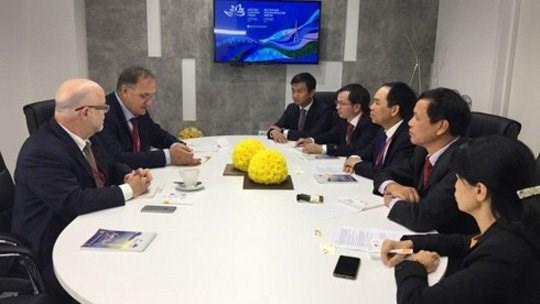 PetroVietnam au Forum economique oriental en Russie hinh anh 1