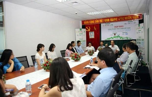 La Semaine de l'architecture verte du Vietnam 2017 hinh anh 1