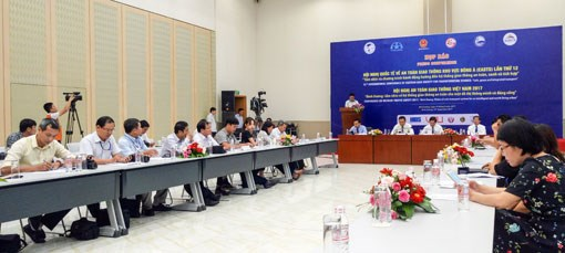 Bientot la 12e Conference d'Asie de l'Est pour les etudes de transport hinh anh 1