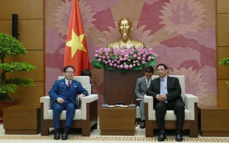 Vietnam et Japon renforcent leur cooperation economique hinh anh 1