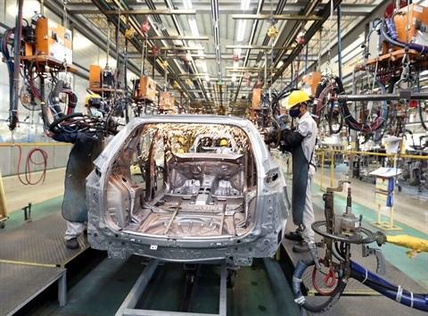 Thaco, nouveau distributeur du constructeur BMW au Vietnam hinh anh 1