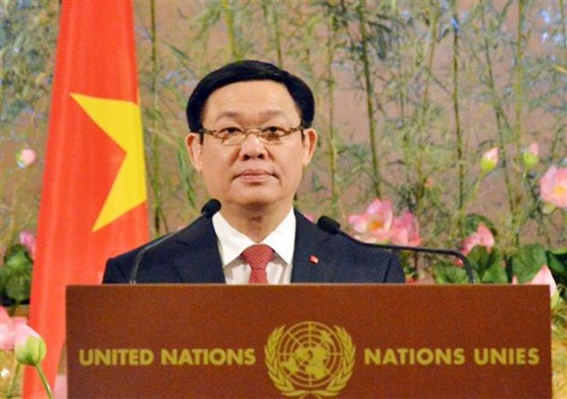 Les 40 ans de l'adhesion du Vietnam a l'ONU celebres a Geneve hinh anh 1