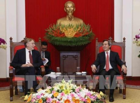Le Vietnam attache de l'importance a l'Accord de libre-echange UE-Vietnam hinh anh 1