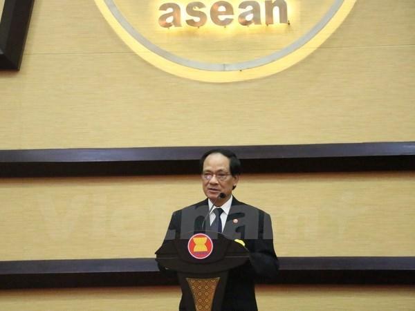 L'ASEAN renforce la cooperation avec les Nations Unies et la Suisse hinh anh 1