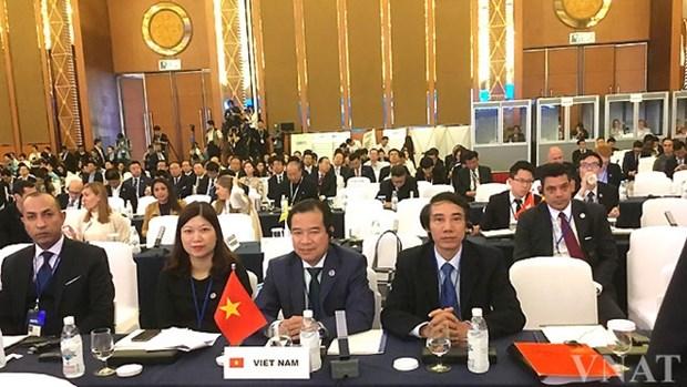 Le Vietnam a la 22e reunion de l'UNWTO hinh anh 1